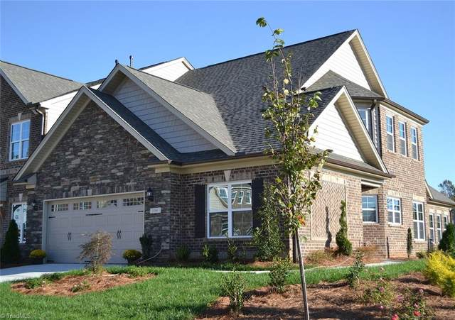 3831 Thistleberry Road Lot 24, High Point, NC 27265 (#1035064) :: Mossy Oak Properties Land and Luxury