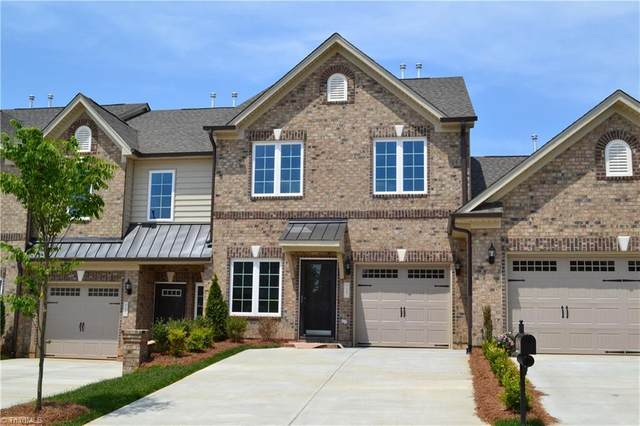 3815 Thistleberry Road Lot 22, High Point, NC 27265 (#1035081) :: Mossy Oak Properties Land and Luxury