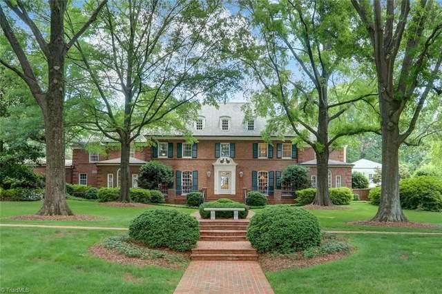 710 Country Club Drive, Greensboro, NC 27408 (MLS #1035082) :: Berkshire Hathaway HomeServices Carolinas Realty
