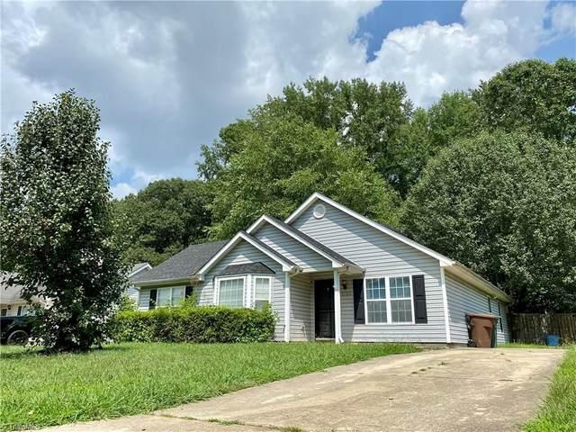 4705 Meadowcroft Road, Greensboro, NC 27406 (MLS #1035091) :: EXIT Realty Preferred