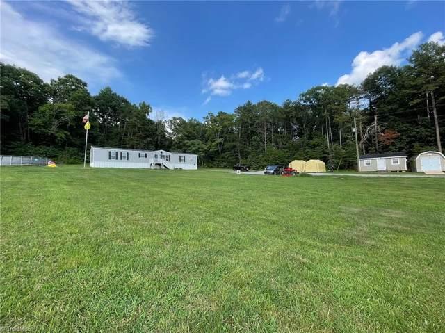 1134 Piney Branch Lane, Yadkinville, NC 27055 (MLS #1035096) :: Berkshire Hathaway HomeServices Carolinas Realty