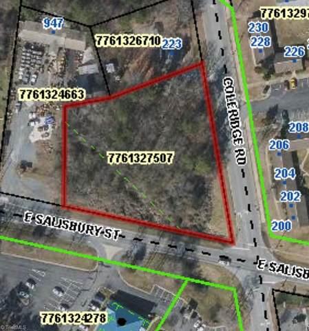 0 E Salisbury Street, Asheboro, NC 27203 (MLS #1035102) :: Witherspoon Realty