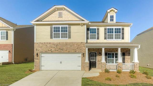 3793 White Horse Drive #85, Trinity, NC 27370 (MLS #1035125) :: Witherspoon Realty