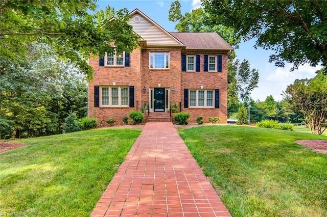 5001 Haystack Hill Road, Winston Salem, NC 27106 (MLS #1035137) :: Hillcrest Realty Group