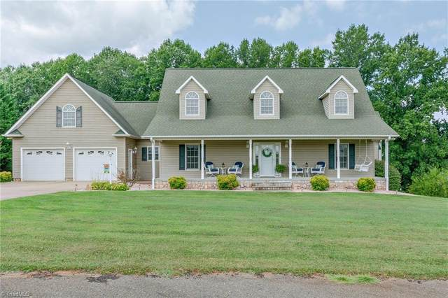 187 Circle Ridge Drive, Dobson, NC 27017 (MLS #1035189) :: Witherspoon Realty