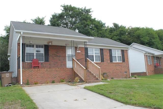 1906 Blair Kahzan Drive, Greensboro, NC 27405 (MLS #1035203) :: Witherspoon Realty