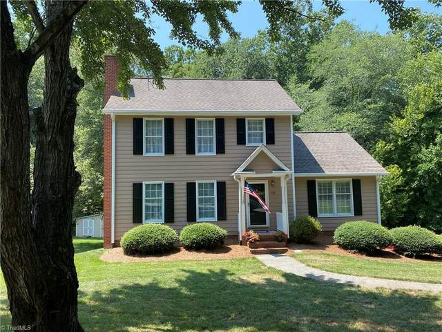 156 Winfield Drive, King, NC 27021 (MLS #1035209) :: Ward & Ward Properties, LLC