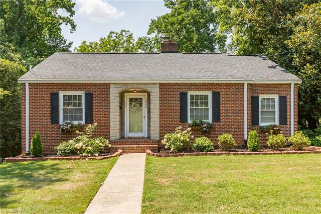 1052 Magnolia Street, Winston Salem, NC 27103 (MLS #1036259) :: EXIT Realty Preferred