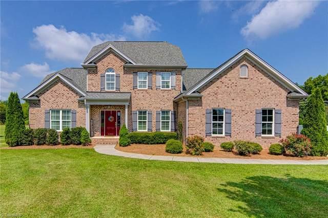 5320 Autumn Harvest Drive, Kernersville, NC 27284 (MLS #1036290) :: Ward & Ward Properties, LLC