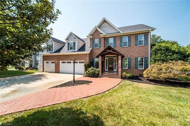 100 Cabot Drive, Winston Salem, NC 27103 (MLS #1036300) :: Ward & Ward Properties, LLC