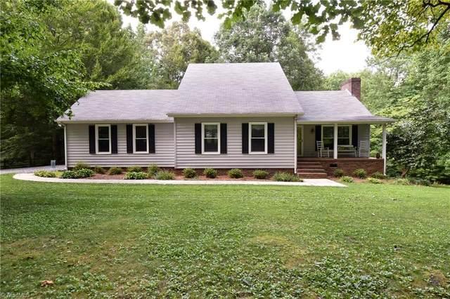 8763 Old Liberty Road, Liberty, NC 27298 (MLS #1036317) :: Ward & Ward Properties, LLC