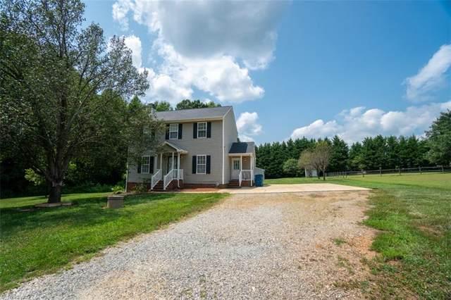 108 Whitestone Drive, Greensboro, NC 27455 (MLS #1036338) :: Hillcrest Realty Group