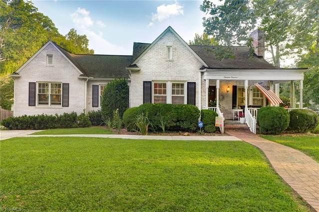 1900 Fernwood Drive, Greensboro, NC 27408 (MLS #1036343) :: Ward & Ward Properties, LLC