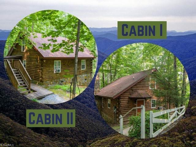 520 Alleghany Spur Road, Traphill, NC 28685 (MLS #1036346) :: Berkshire Hathaway HomeServices Carolinas Realty