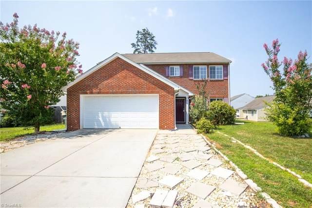 811 Topsail Drive, Greensboro, NC 27214 (MLS #1036352) :: Ward & Ward Properties, LLC