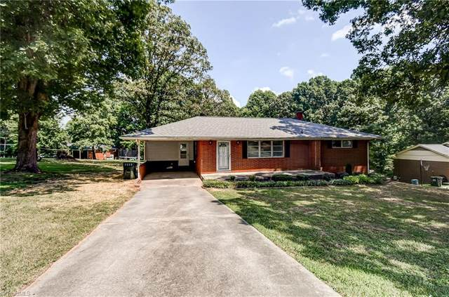 1328 Keystone Drive, Asheboro, NC 27203 (MLS #1036353) :: Hillcrest Realty Group