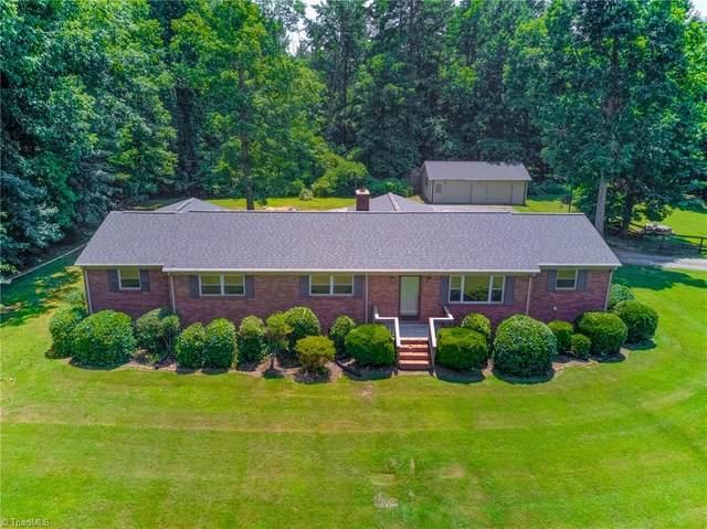 5214 & 5212 Liberty Road, Greensboro, NC 27406 (MLS #1036355) :: Ward & Ward Properties, LLC