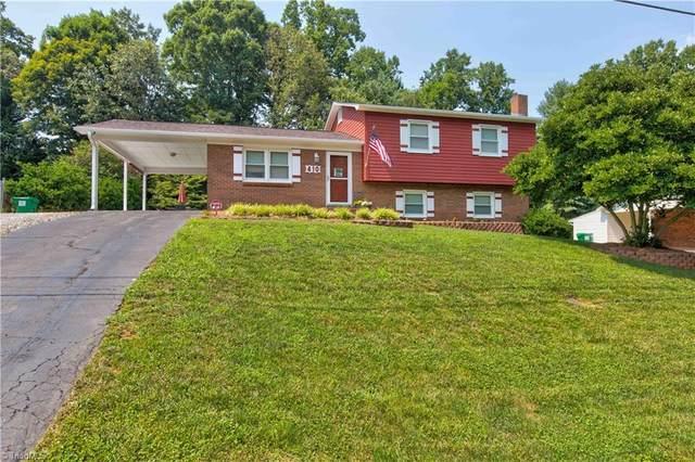 410 Merriweather Drive, King, NC 27021 (MLS #1036390) :: Ward & Ward Properties, LLC