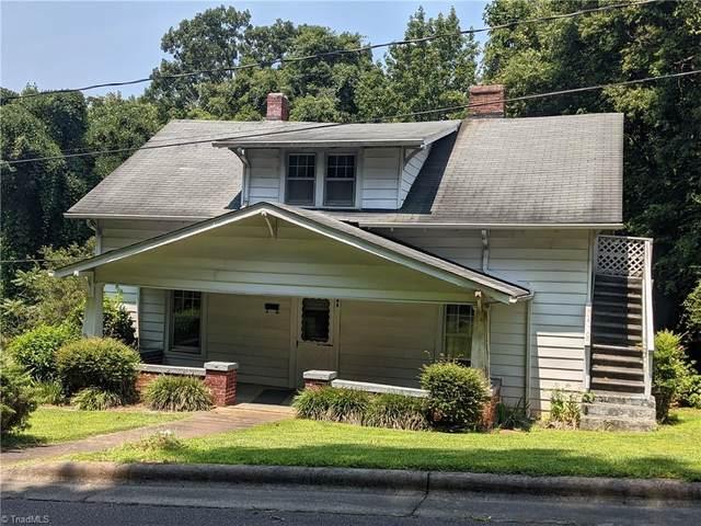 604 H Street, North Wilkesboro, NC 28659 (MLS #1036408) :: Berkshire Hathaway HomeServices Carolinas Realty