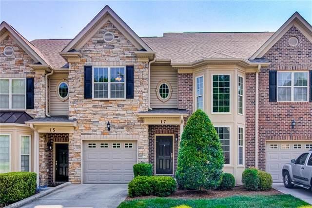 17 Cherine Way, Greensboro, NC 27410 (MLS #1036412) :: Berkshire Hathaway HomeServices Carolinas Realty