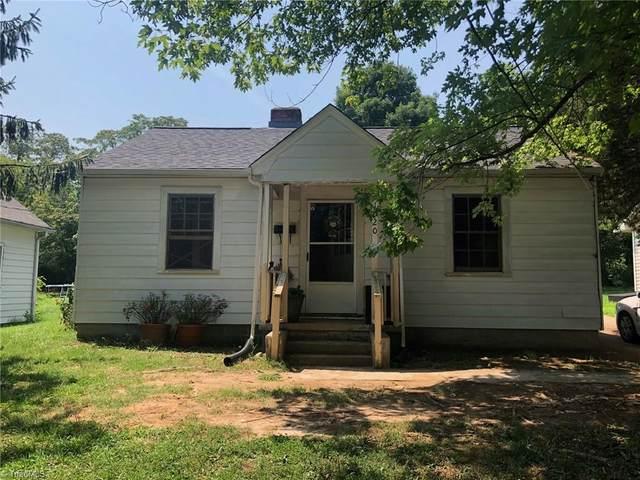 1020 Goldfloss Street, Winston Salem, NC 27107 (MLS #1036414) :: Ward & Ward Properties, LLC