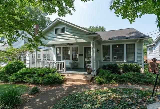 310 Otteray Avenue, High Point, NC 27262 (MLS #1036415) :: Ward & Ward Properties, LLC
