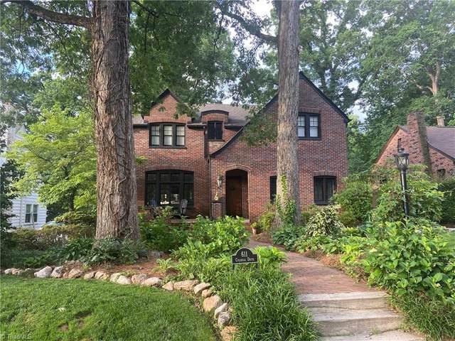 611 Colonial Drive, High Point, NC 27262 (MLS #1036429) :: Ward & Ward Properties, LLC