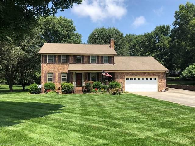 107 Royal Road, Jamestown, NC 27282 (MLS #1036433) :: Ward & Ward Properties, LLC