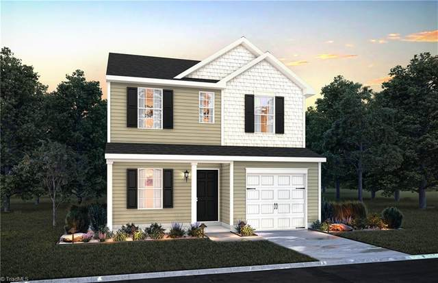 613 Quail Lane, Lexington, NC 27292 (MLS #1036441) :: Ward & Ward Properties, LLC