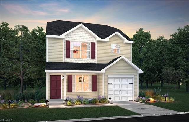 615 Quail Lane, Lexington, NC 27292 (MLS #1036451) :: Ward & Ward Properties, LLC