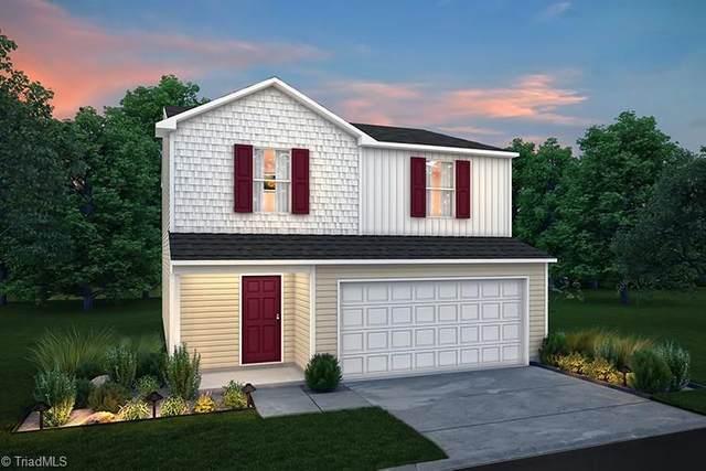 1600 Robins Nest Drive, Asheboro, NC 27203 (MLS #1036478) :: Ward & Ward Properties, LLC