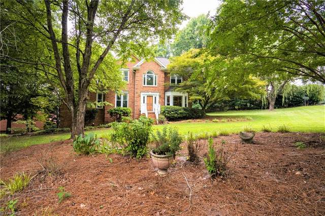 2228 Meadow Hill Road, Winston Salem, NC 27106 (MLS #1036488) :: Hillcrest Realty Group