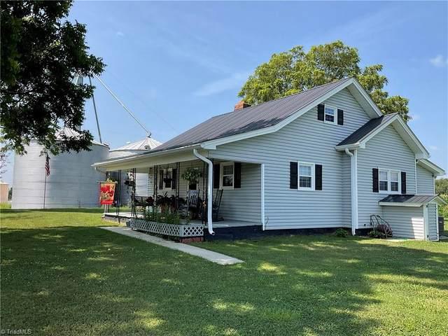 725 Benham Church Road, Elkin, NC 28621 (MLS #1036495) :: Berkshire Hathaway HomeServices Carolinas Realty