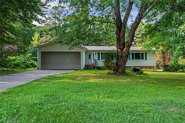 5304 Tarkington Drive, Greensboro, NC 27407 (MLS #1036519) :: Hillcrest Realty Group