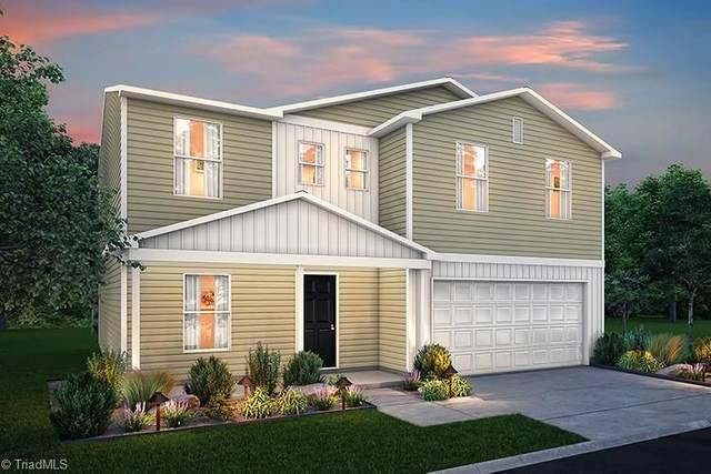 1546 Robins Nest Drive, Asheboro, NC 27203 (MLS #1036520) :: Ward & Ward Properties, LLC