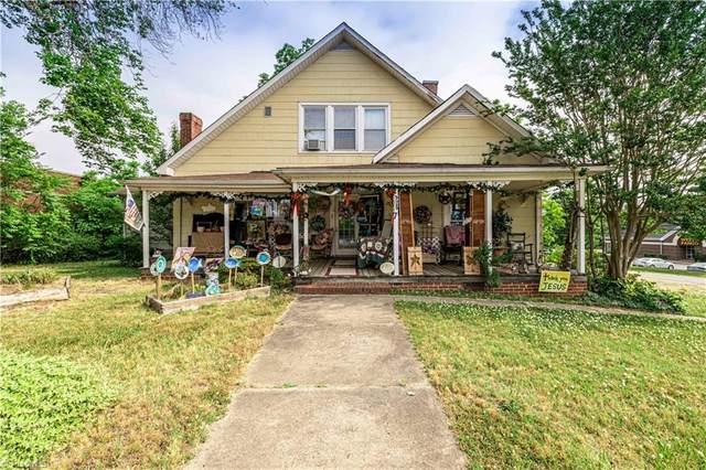 237 E Main Street, Yadkinville, NC 27055 (MLS #1036521) :: Berkshire Hathaway HomeServices Carolinas Realty