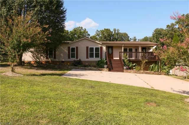 1153 Roy Tuttle Road, Pinnacle, NC 27043 (#1036575) :: Premier Realty NC