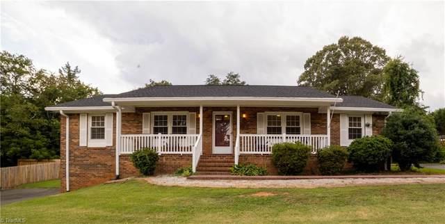 4381 Continental Drive, Pfafftown, NC 27040 (MLS #1036597) :: Ward & Ward Properties, LLC