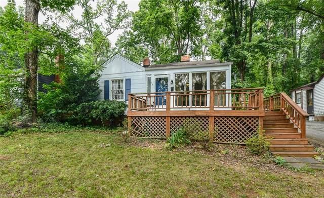 518 Ashland Drive, Greensboro, NC 27403 (MLS #1036636) :: Hillcrest Realty Group