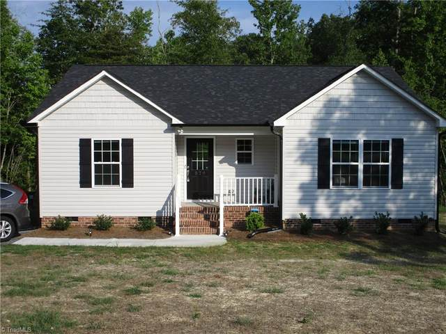 579 Skycrest Country Road, Asheboro, NC 27205 (MLS #1036659) :: Hillcrest Realty Group