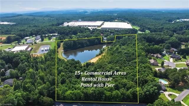1455 S Main Street, Randleman, NC 27317 (MLS #1036662) :: Hillcrest Realty Group