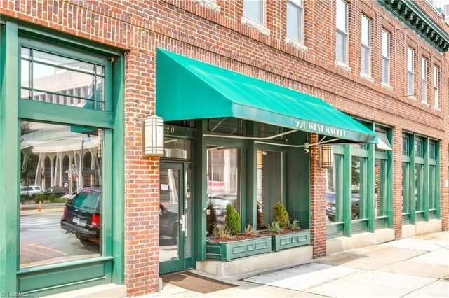220 Market Street, Greensboro, NC 27401 (MLS #1036671) :: Hillcrest Realty Group