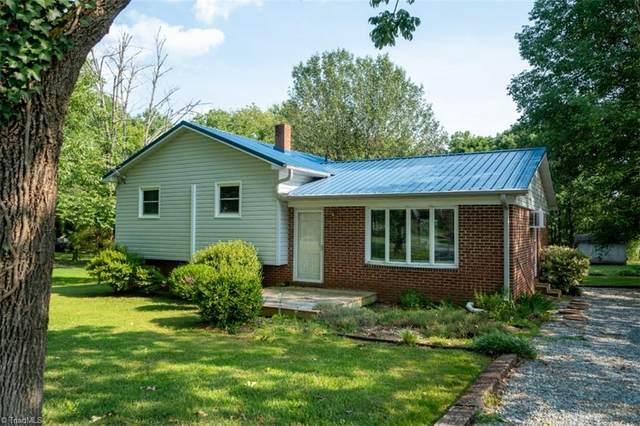 69 Knollwood Drive, Denton, NC 27239 (MLS #1036693) :: Hillcrest Realty Group