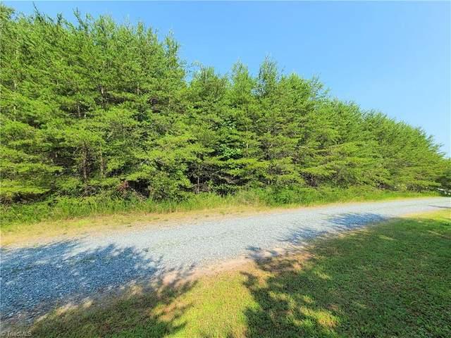 xx 1 acre Hunter Trail Road, Pinnacle, NC 27043 (MLS #1036721) :: Ward & Ward Properties, LLC