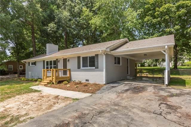 2465 W Clemmonsville Road, Winston Salem, NC 27127 (MLS #1036726) :: Ward & Ward Properties, LLC