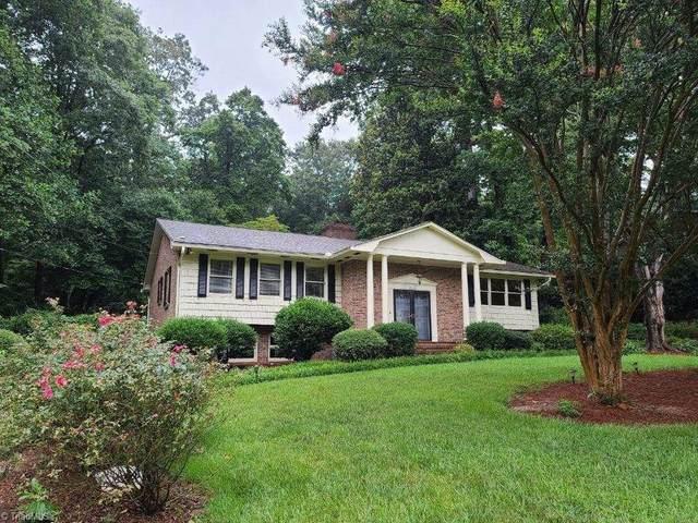 1138 Partridge Lane, Winston Salem, NC 27106 (MLS #1036729) :: Ward & Ward Properties, LLC