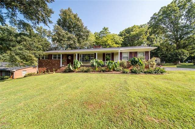 4355 Jane Avenue, Pfafftown, NC 27040 (MLS #1036731) :: Hillcrest Realty Group