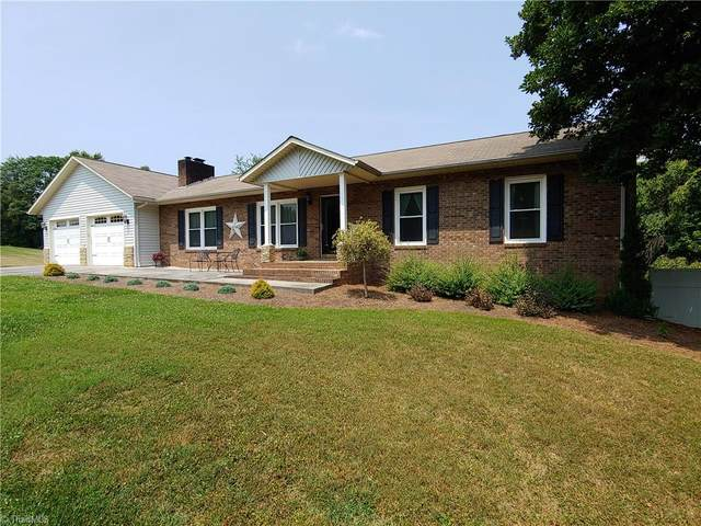 179 Raven Circle, Wilkesboro, NC 28697 (MLS #1036753) :: Hillcrest Realty Group