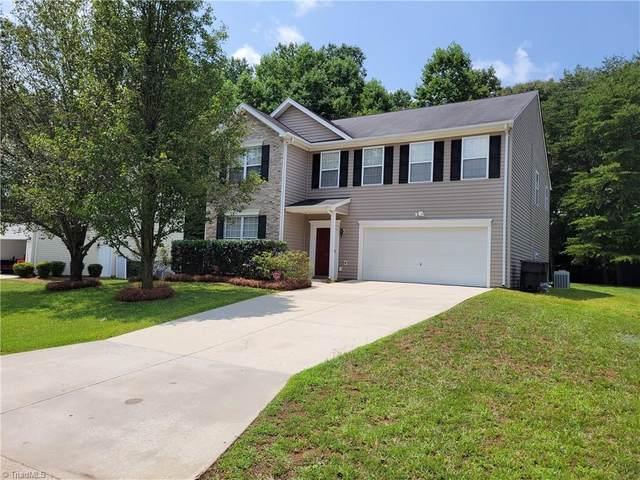 1104 Hampton Park Drive, High Point, NC 27265 (MLS #1036758) :: Ward & Ward Properties, LLC
