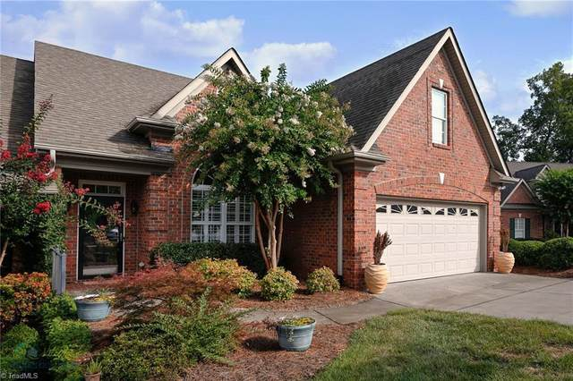 131 Turnbuckle Court, Clemmons, NC 27012 (MLS #1036769) :: Hillcrest Realty Group